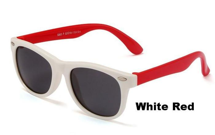Polarized Ultra Flexible Sunglasses