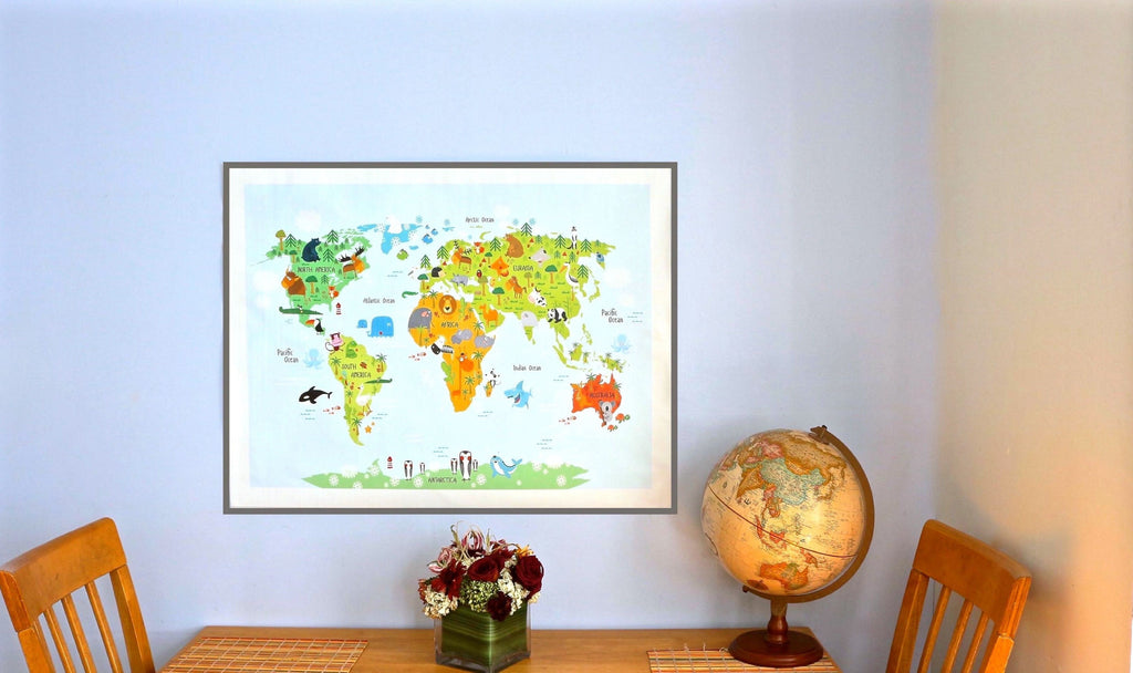 my little world canvas