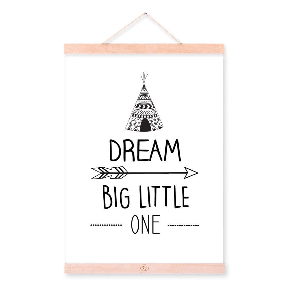 Perfect Dream Big Little One Canvas – Watermelon Warehouse RS14