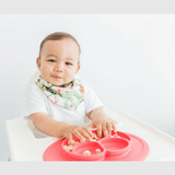 Silicone Kids Plate Mini Mat-Watermelon Warehouse