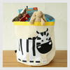 Zebra Kids Storage Bin-Watermelon Warehouse