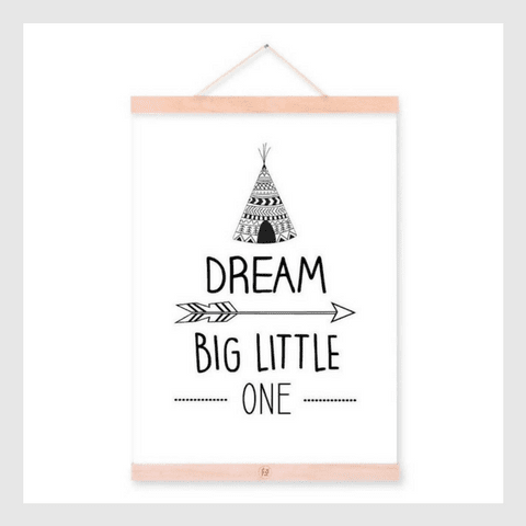 Dream Big Little One!