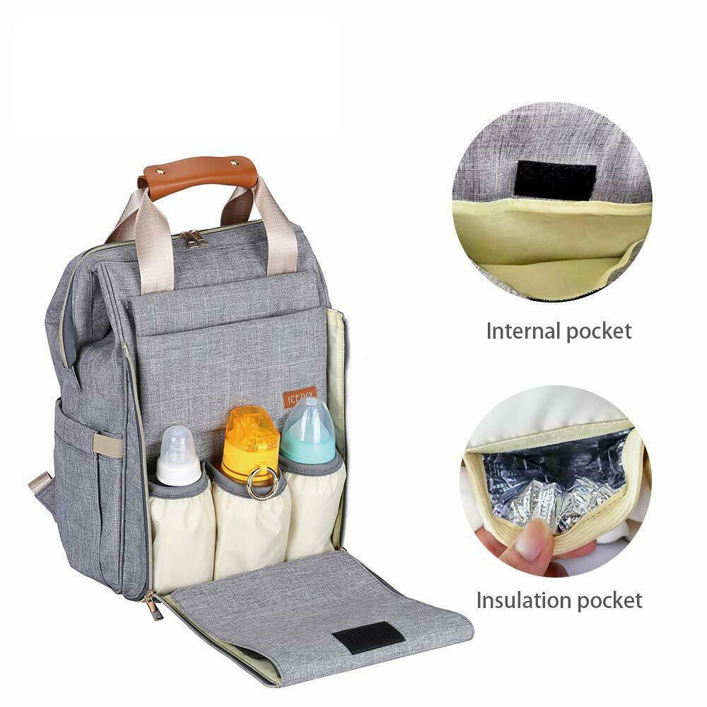 Ivy Diaper Bag