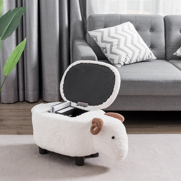 Sheep Kids Stool