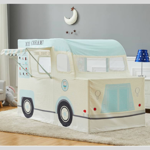 Ice Cream Truck Play Tent