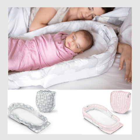 Portable Baby Sleeper-Watermelon Warehouse