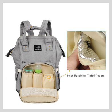 Diaper Backpack-Watermelon Warehouse