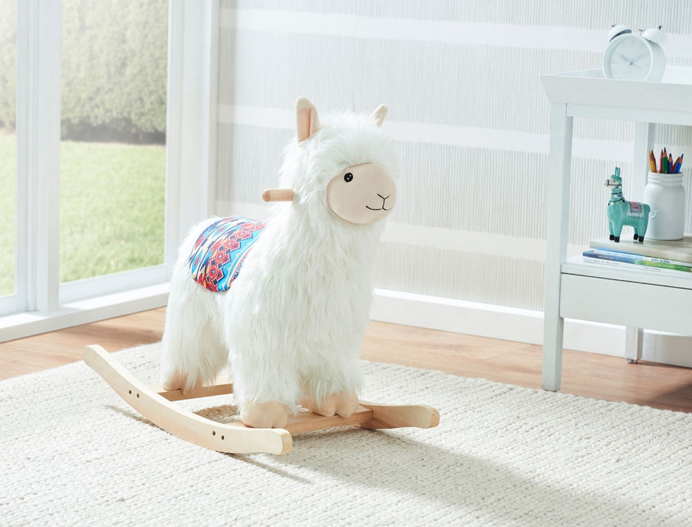 Alpaca Plush Rocker-Watermelon Warehouse