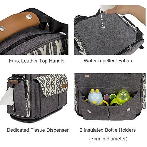 Diaper Bag-Watermelon Warehouse