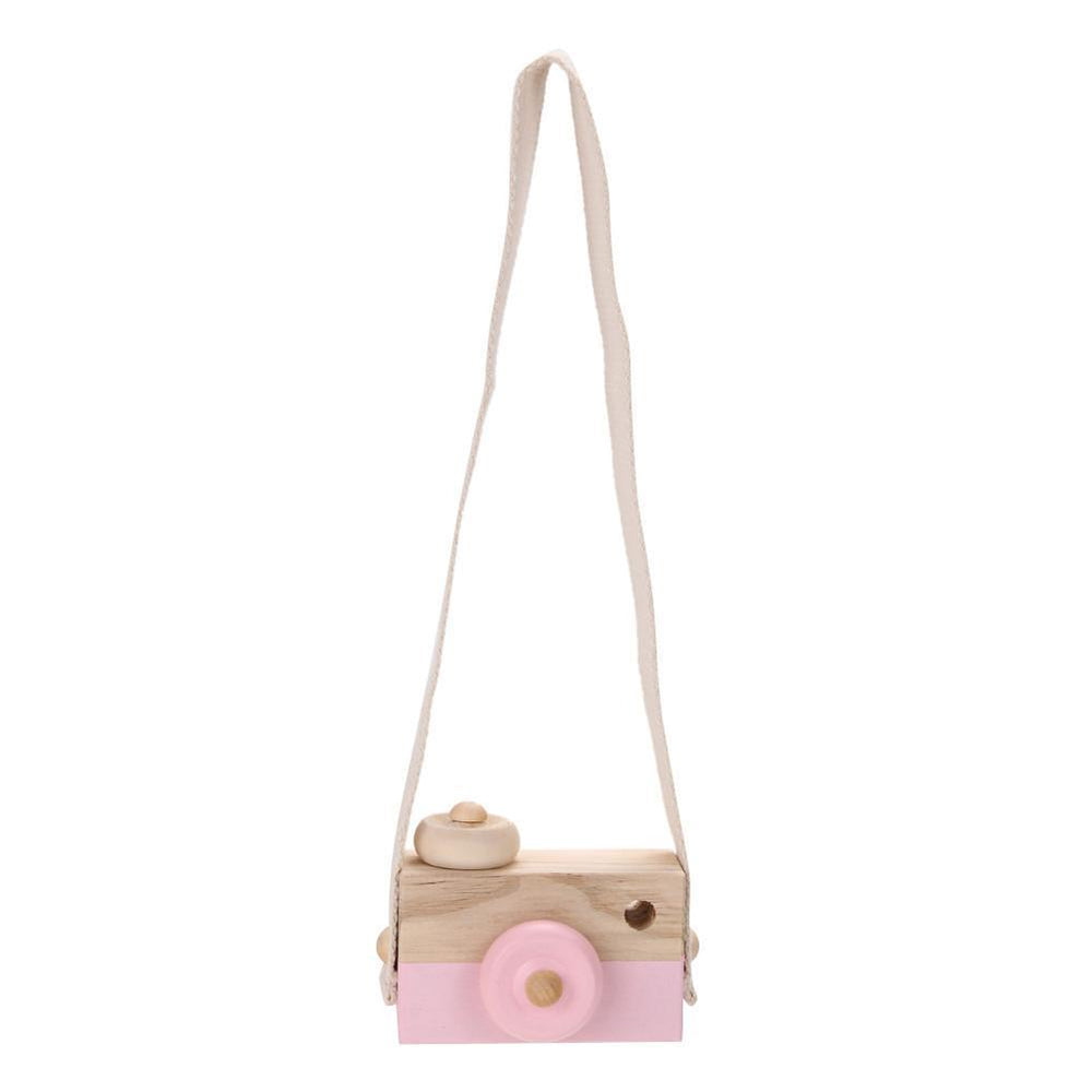 Kids Toy Wooden Camera-Watermelon Warehouse