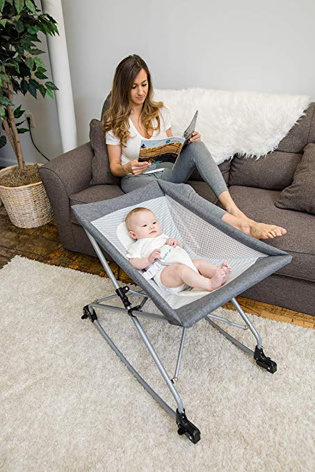 Portable Crib-Infant Rocker-Watermelon Warehouse
