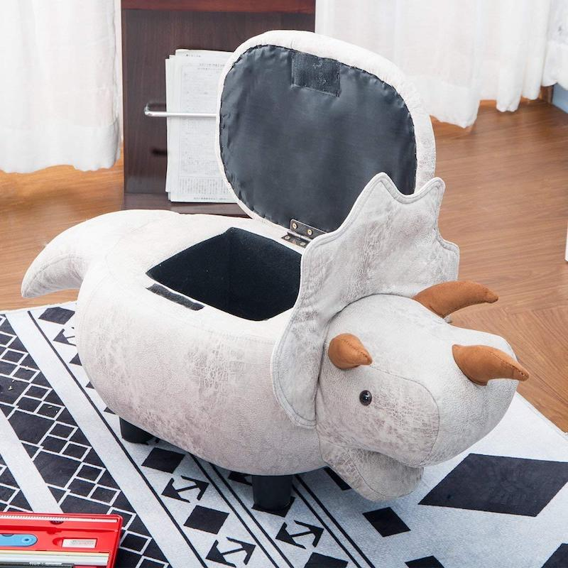 Triceratops Kids Stool