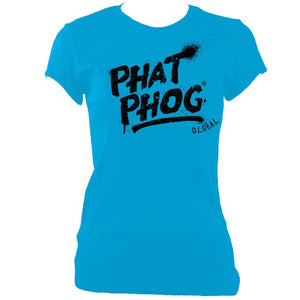 PhatPhog Fitted T-Shirt Women - Truly Retail