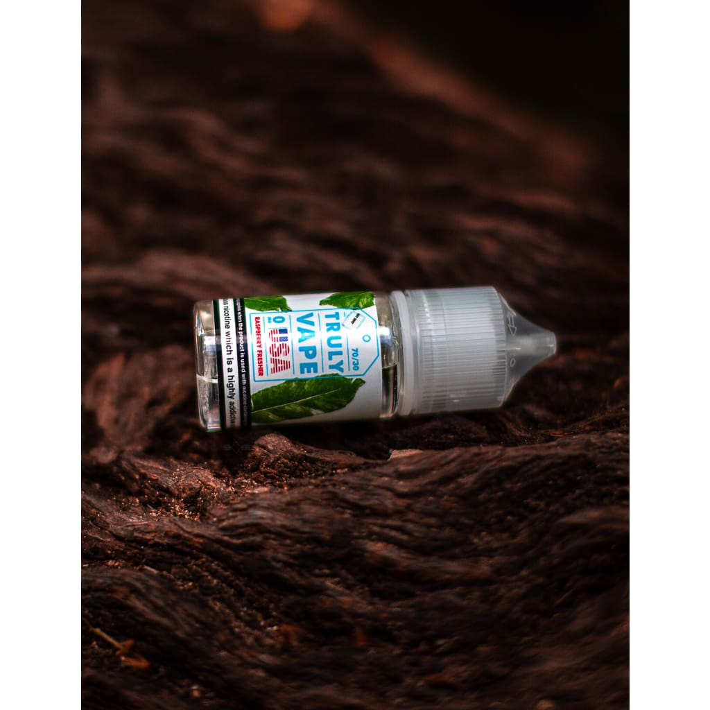 RASPBERRY FRESHER 25ml Shortfill - Truly Retail