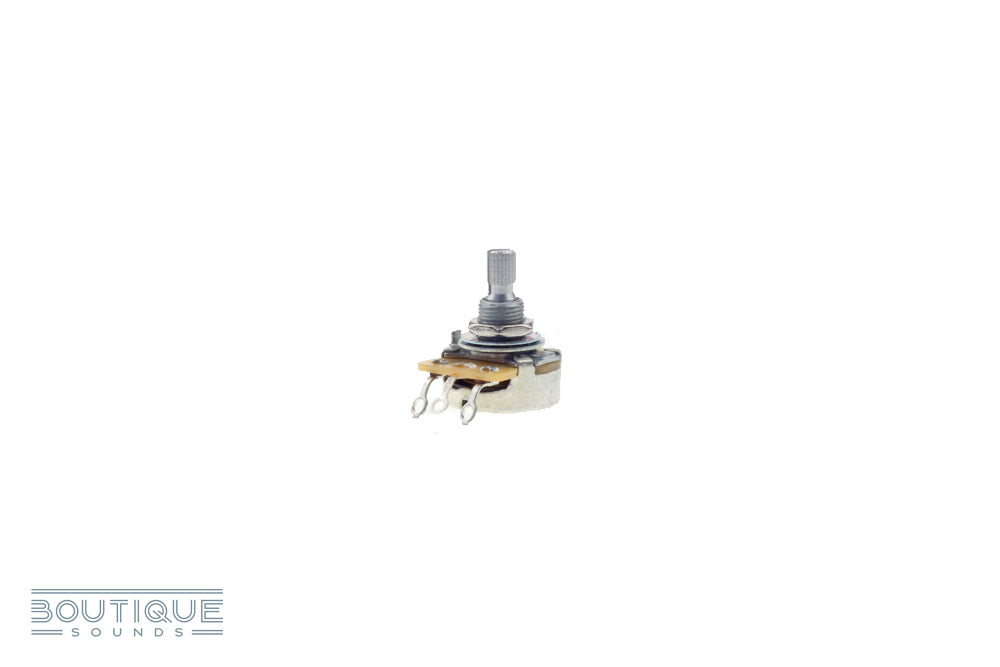 Bare Knuckle / CTS Potentiometer