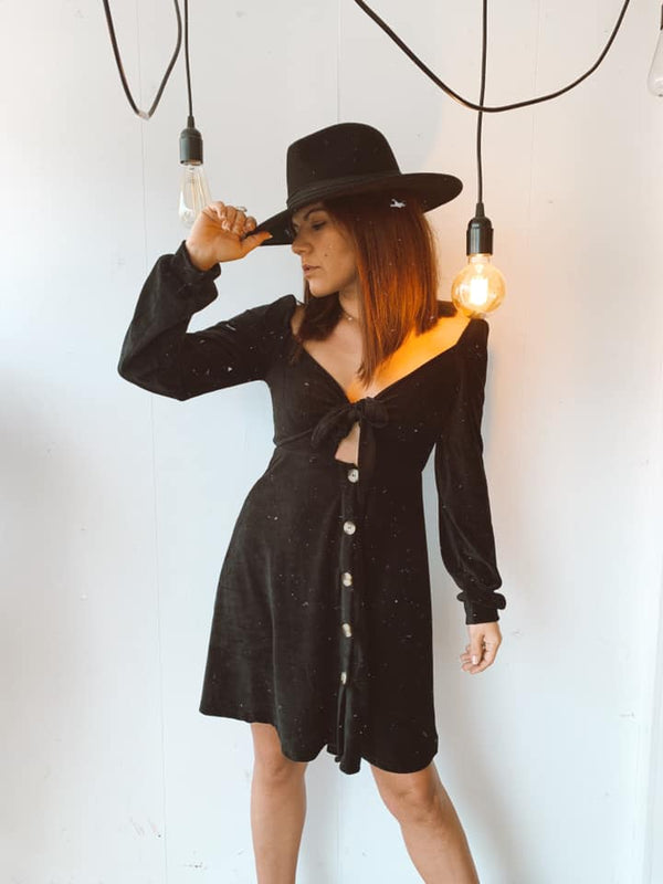 The Johnny Cash Dress