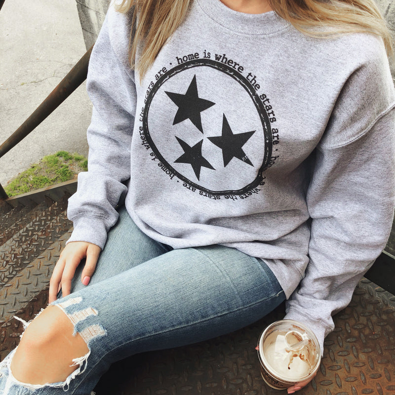 Home Is TriStar Sweatshirt