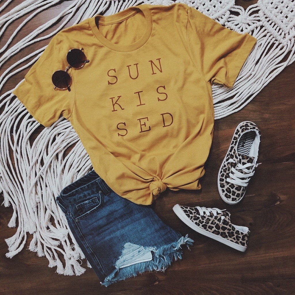 Sunkissed Tee