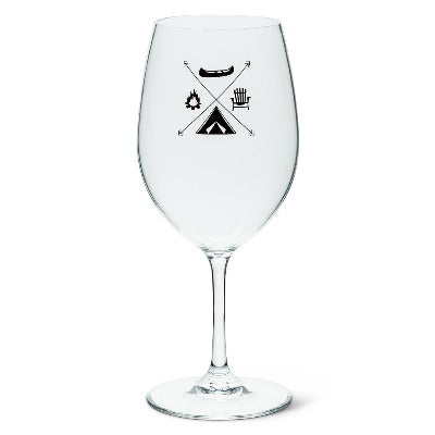 Goblet with Camp Motif
