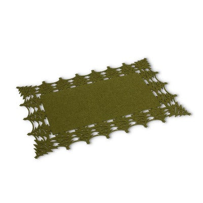 Green Table Mat