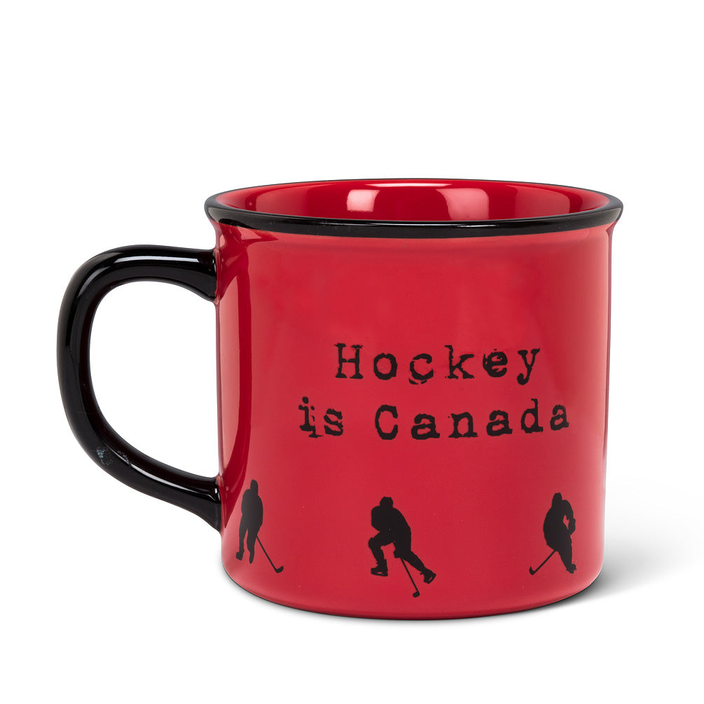 Canada Is Hockey Mug