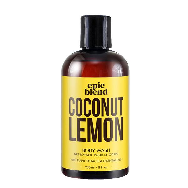 Coconut Lemon Body Wash