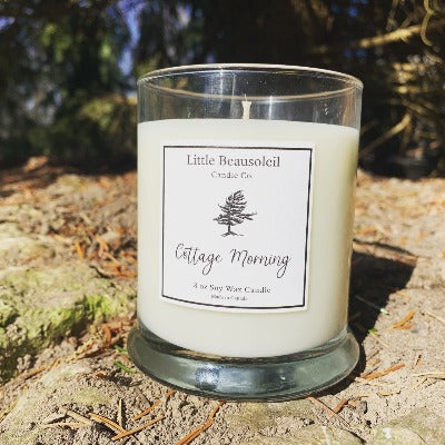 Cottage Morning Soy Candle