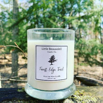 Forest Edge Trail Soy Candle