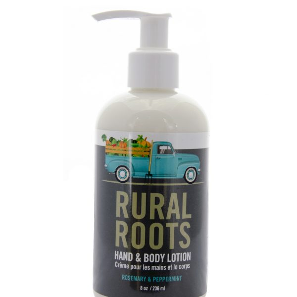 Rural Roots Hand & Body Lotion