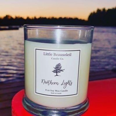 Northern Lights Soy Candle
