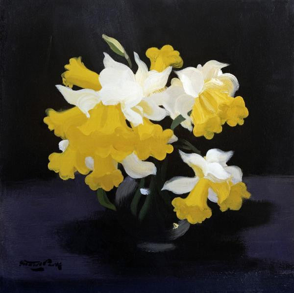 DAFFODILS By James Stuart Park-Art Print-Style Home Art