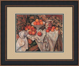 APPLES AND ORANGES BY Paul Cezanne-Art Print-Style Home Art