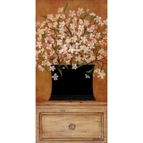 APPLE BLOSSOMS By Dotty Chase-Art Print-Style Home Art