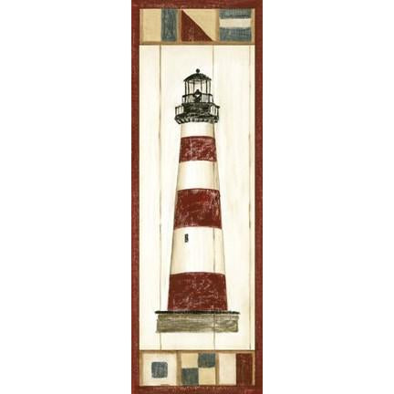 AMERICANA LIGHTHOUSE I By Ethan Harper