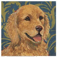 RETRIEVER By K. Tomlin-Art Print-Style Home Art
