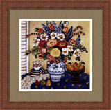 SIMPLIFY PATCH By Sue Allemand-Art Print-Style Home Art