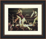 DEMPSEY AND FIRPO By George Wesley Bellows-Art Prints-Style Home Art