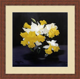 DAFFODILS By James Stuart Park-Style Home Art