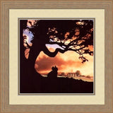 GONE WITH THE WIND SILHOUETTE-Art Print-Style Home Art