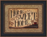 HOME SWEET HOME BY David Harden-Art Print-Style Home Art