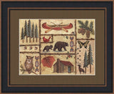 JOYS OF CAMPING BY Anita Phillips-Art Print-Style Home Art