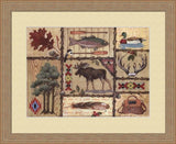 JOYS OF FISHING By Anita Phillips-Art Print-Style Home Art