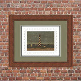 LIGHTHOUSE II By Warren Kimble-Art Print-Style Home Art