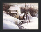 MILL STREAM By Stephen Bleinberger-Art Print-Style Home Art