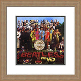 SGT. PEPPER'S LONELY HEARTS BAND By The Beatles-Art Print-Style Home Art