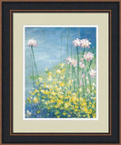 WATER GARDEN By Richard Judson Zolan-Art Print-Style Home Art