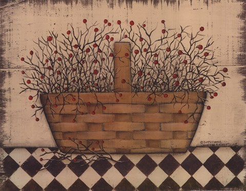 COUNTRY BASKET By Dotty Chase