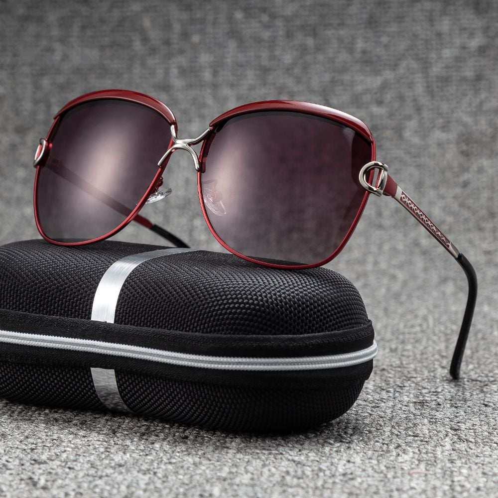 Olivia Polarized Gradient Sunglasses