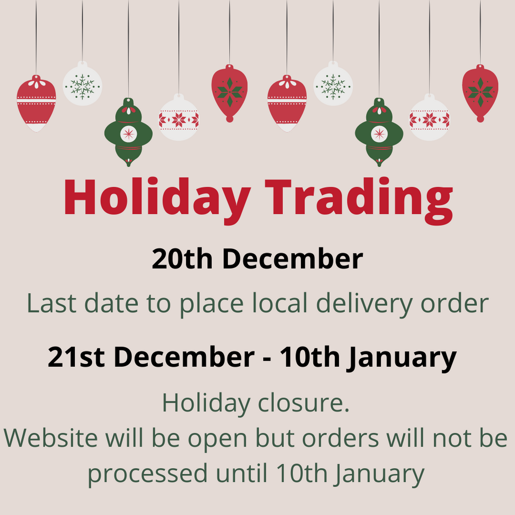 Holiday Trading