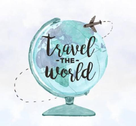Travel the world with us!